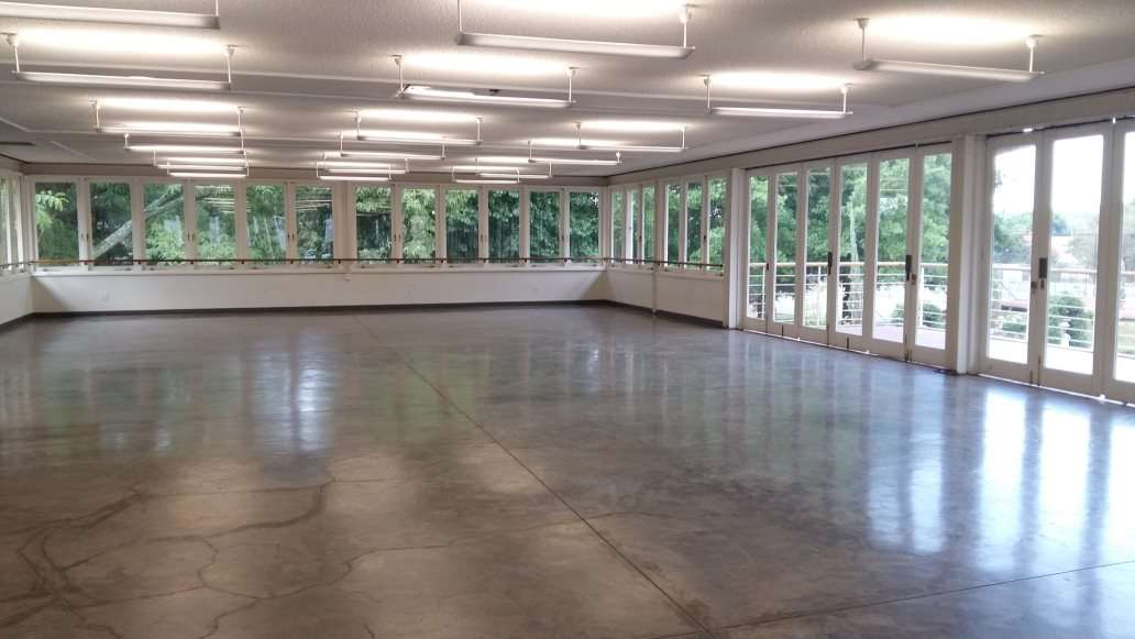 Our Venue for Tai Chi and Karate Lessons in Parkview, Johannesburg