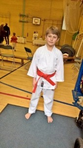 Karate for Children - success story