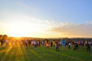 Secret Sunrise Saturday event