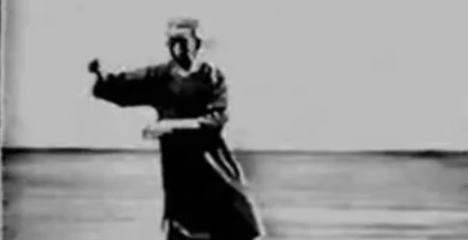 History of the tai chi short and long yang form