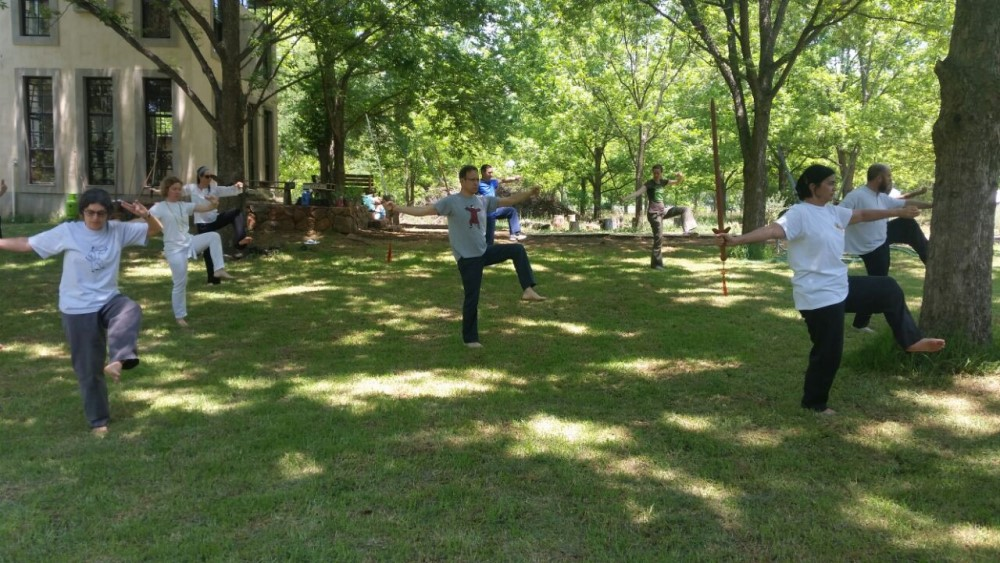Tai chi Retreat in Magaliesburg, Johannesburg