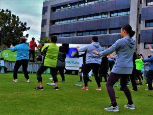 Cape Town Wellness taiji workshop with Sifu Leo