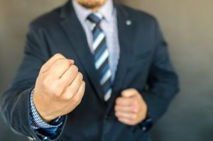 Lessons for business people from self defense