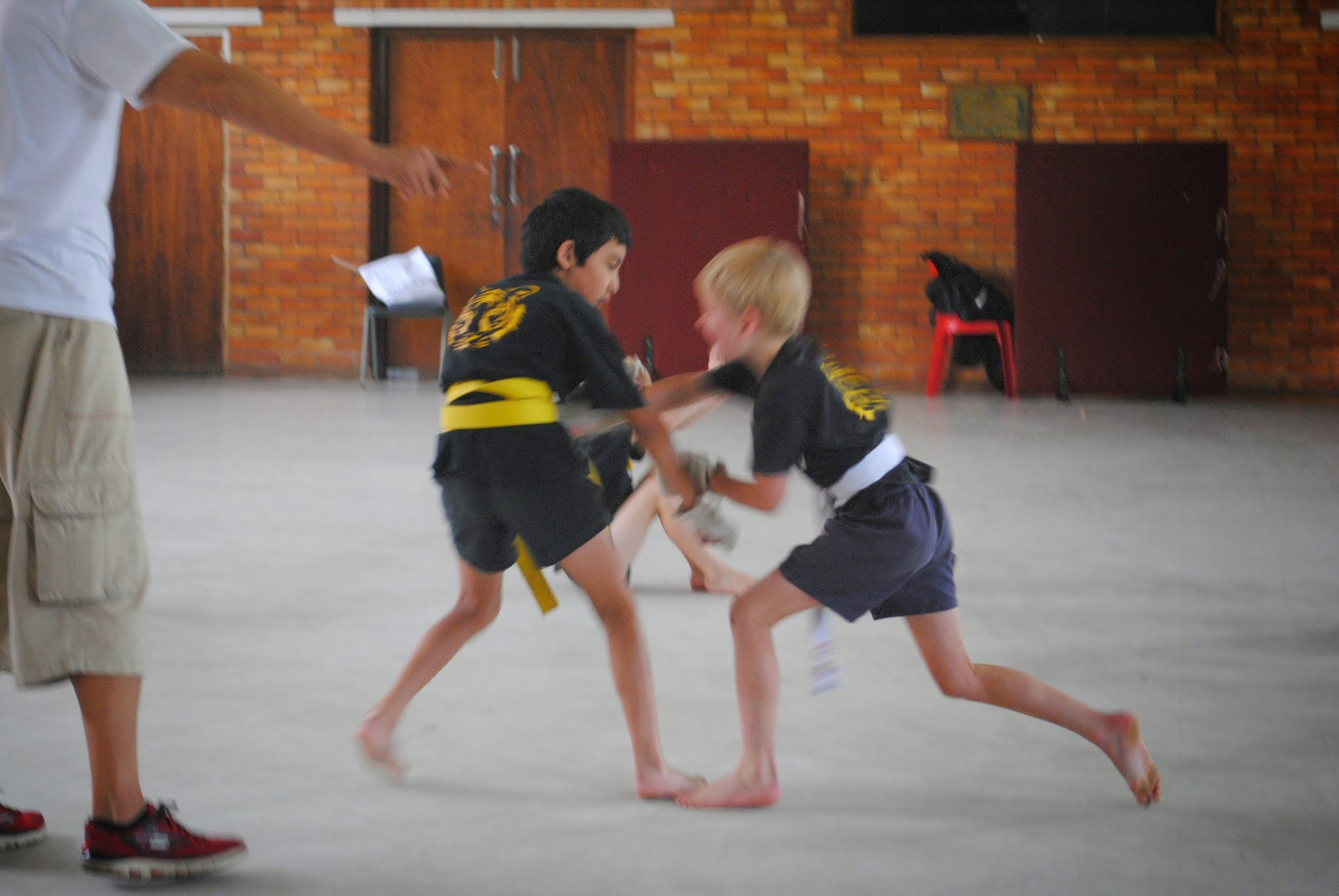 Our Venue for Karate Lessons in Parkview, Johannesburg