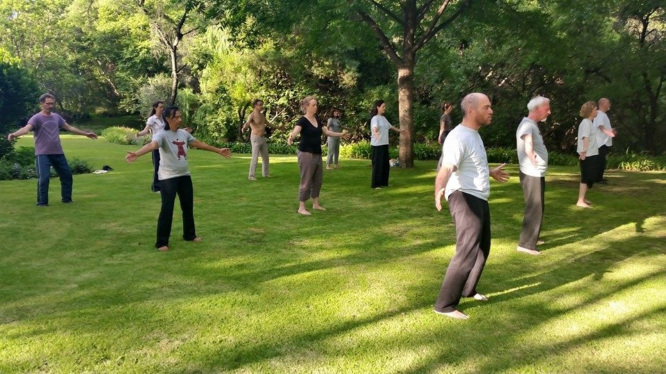 World Tai Chi Day Event in Johannesburg – 2016