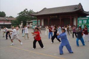 Ba Duann Jin – the 8 pieces of brocade part 2