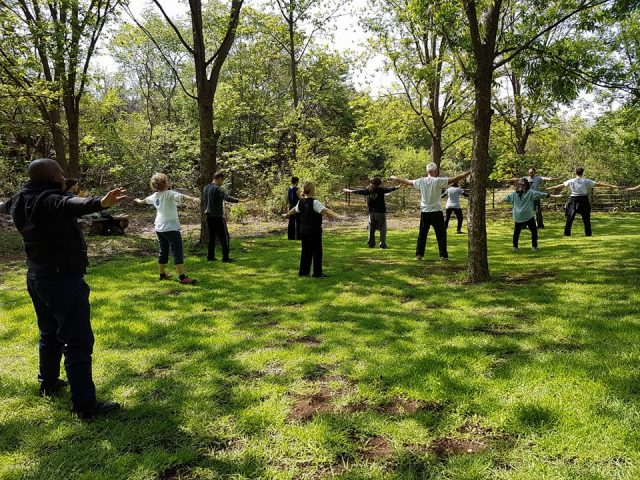 October 2017 Tai Chi Retreat near Johannesburg