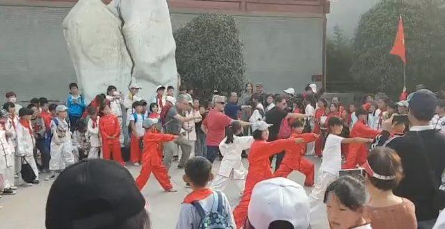 Chen Village Visit