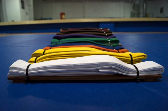 How to prepare for Grading in Karate