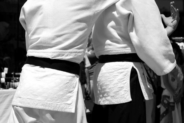 Ethics in Karate
