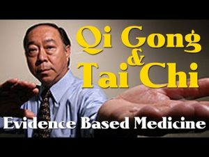 Scientific evidence for benefits of tai chi