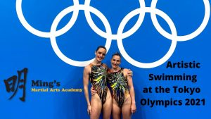 Artistic Swimmers, Olympics and Tai Chi